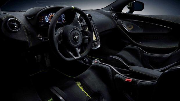 McLaren 600LT Spider Segestria Borealis 2020