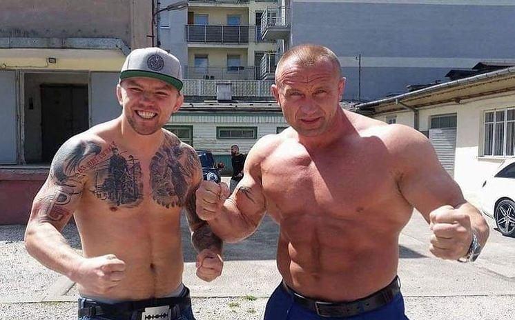 Jurkowski i Pudzianowski