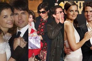 Tom Cruise, Katie Holmes.