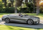 Salon Frankfurt 2015 | Mercedes klasy S Cabrio | Otwarty na luksus