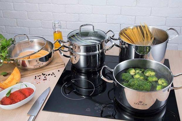 Garnki, sztućce i akcesoria kuchenne marki Gerlach w świetnych cenach