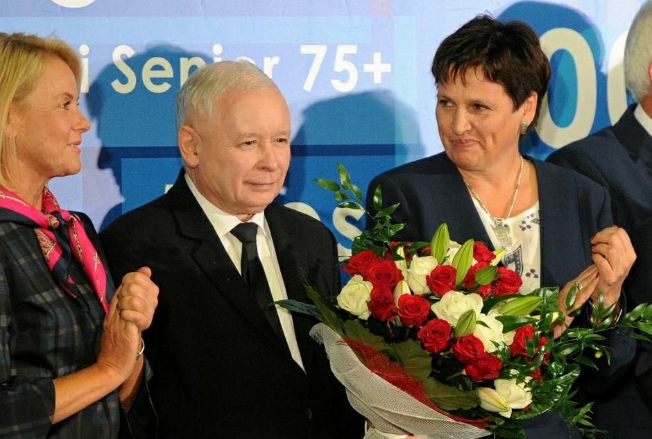 Jarosław Kaczyński - zdjęcie ilustracyjne