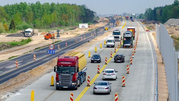 Gierkówka zniknie w wakacje. Zostały ostatnie kilometry autostrady poprowadzonej po starej jezdni