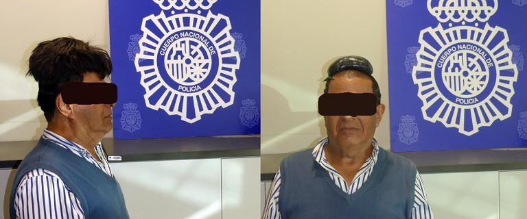 Barcelona. Kolumbijczyk próbował przemycić pół kilo kokainy pod peruką