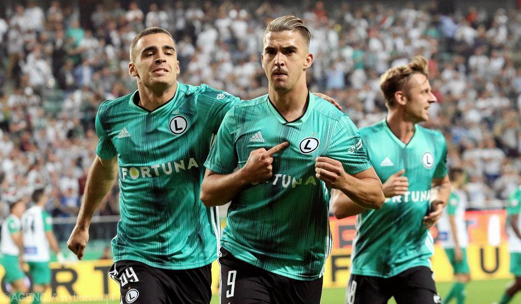 Atromitos - Legia 0:2.