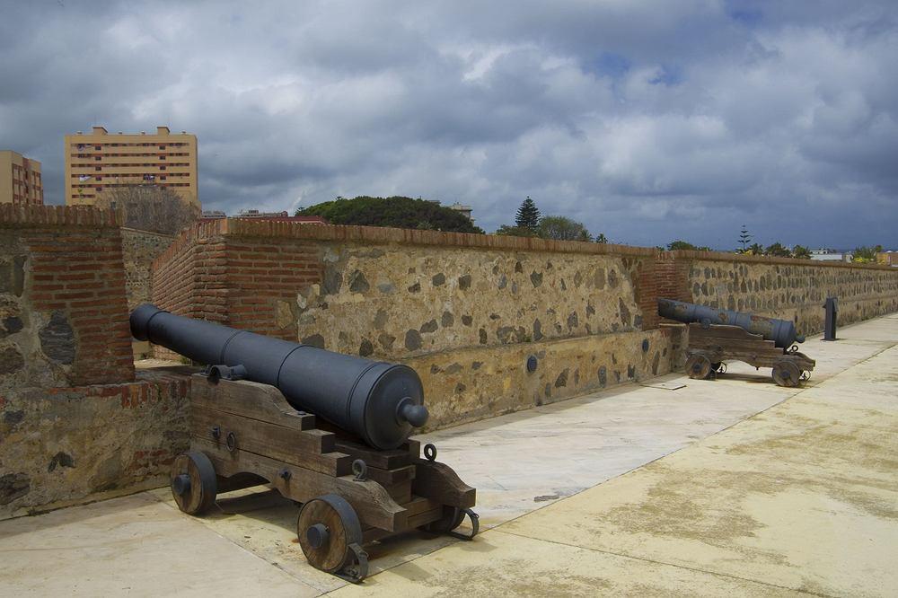 Fortyfikacje wokół Ceuty