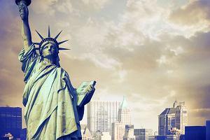 Nowy Jork. Statua Wolności