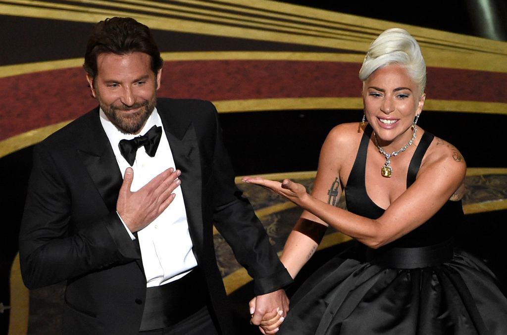 Oscary 2019 Lady Gada, Bradley Cooper
