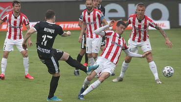 Cztery gole w meczu Cracovii z Jagiellonią. Mocna końcówka gospodarzy