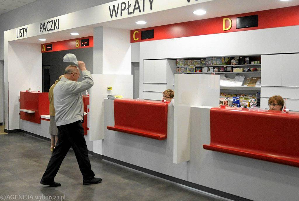 Nowa, całodobowa Poczta Polska na Nagórkach w Olsztynie