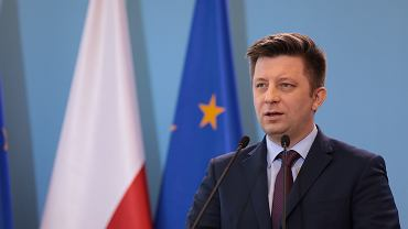 Michał Dworczyk, szef Kancelarii Premiera