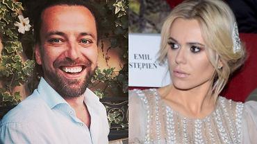 Były partner wyśmiał rozwód Dody. Emil Haidar zamieścił ostry przytyk w kierunku gwiazdy
