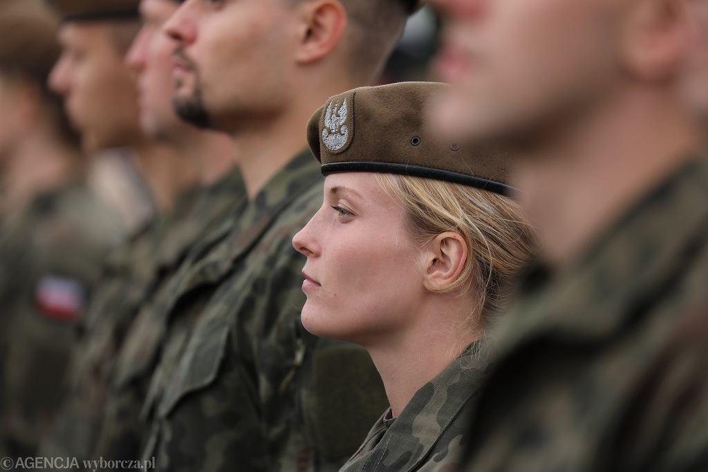 Wojsko rekrutuje