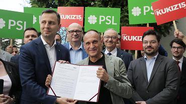 W sobotę w Płocku PSL Koalicja Polska ogłosiła, że jedynką w wyborach do Sejmu w Poznaniu będzie wicemarszałek Wojciech Jankowiak.