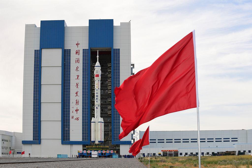 Trwa budowa chińskiej stacji kosmicznej