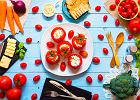 Pomidory faszerowane Serkiem Wiejskim