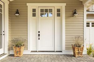Drzwi wejściowe do mieszkania w bloku - bezpieczeństwo i stylowy wygląd