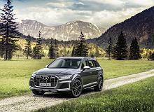 Audi SQ7 i SQ8 nie tylko z dieslem. Do polskiej oferty dołącza benzynowe V8 TFSI