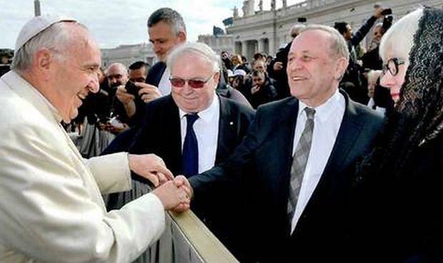 Wizyta delegacji z Krakowskiego Szpitala Specjalistycznego im. Jana Pawła II w Watykanie