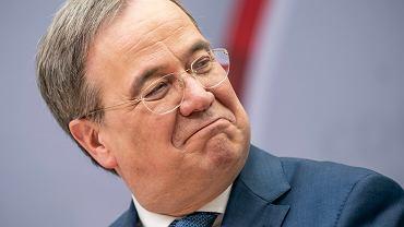 Armin Laschet, kandydat CDU na kanclerza