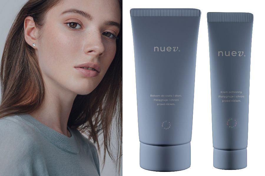 To nowa polska marka nuev, która zawiera opatentowaną, innowacyjną formułę ochrony skóry opracowaną przez dr Izabelę Zawiszę wraz z zespołem badawczym KF Niccolum oraz Polskiej Akademii Nauk