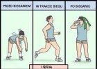 TA grafika idealnie pokazuje biegaczy kiedyś i dziś. Zobacz sam!