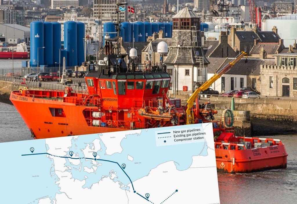 Bliżej porozumienia w sprawie Baltic Pipe