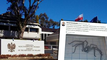 Ambasada RP w Australii