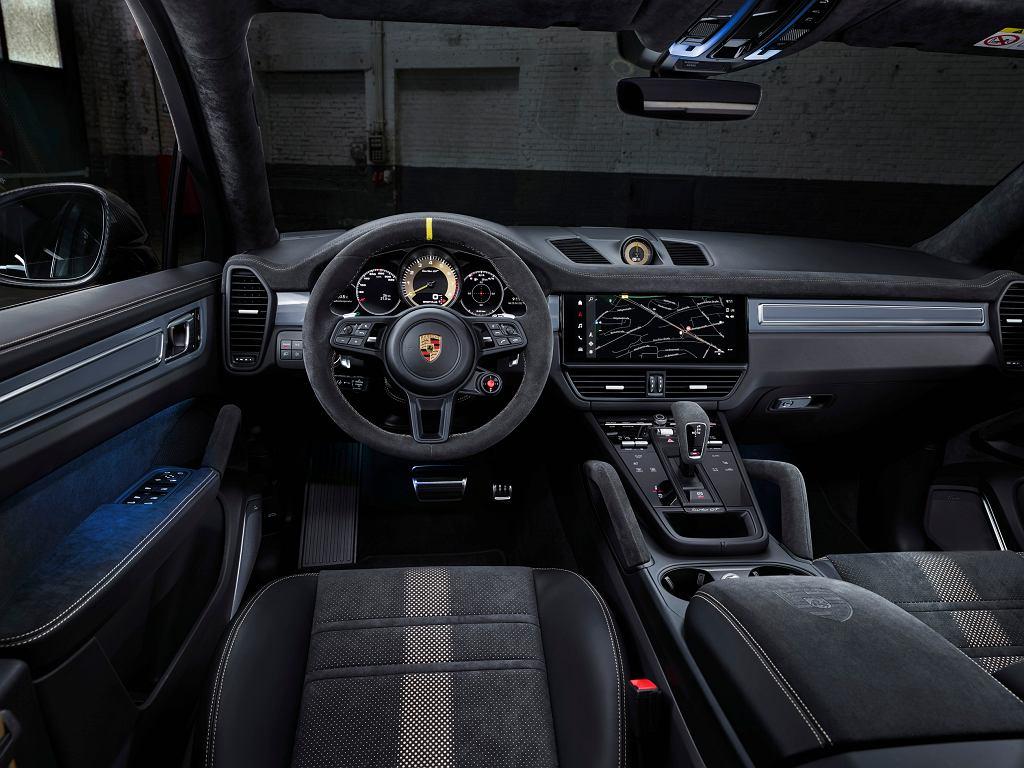 Porsche Cayenne Turbo GT 2021