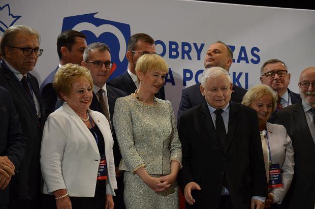 Wybory parlamentarne 2019. Konwencja PiS we Wrocławiu