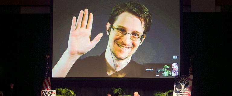 Pozew przeciwko Snowdenowi. Departament USA chce przejąć dochody z jego książki