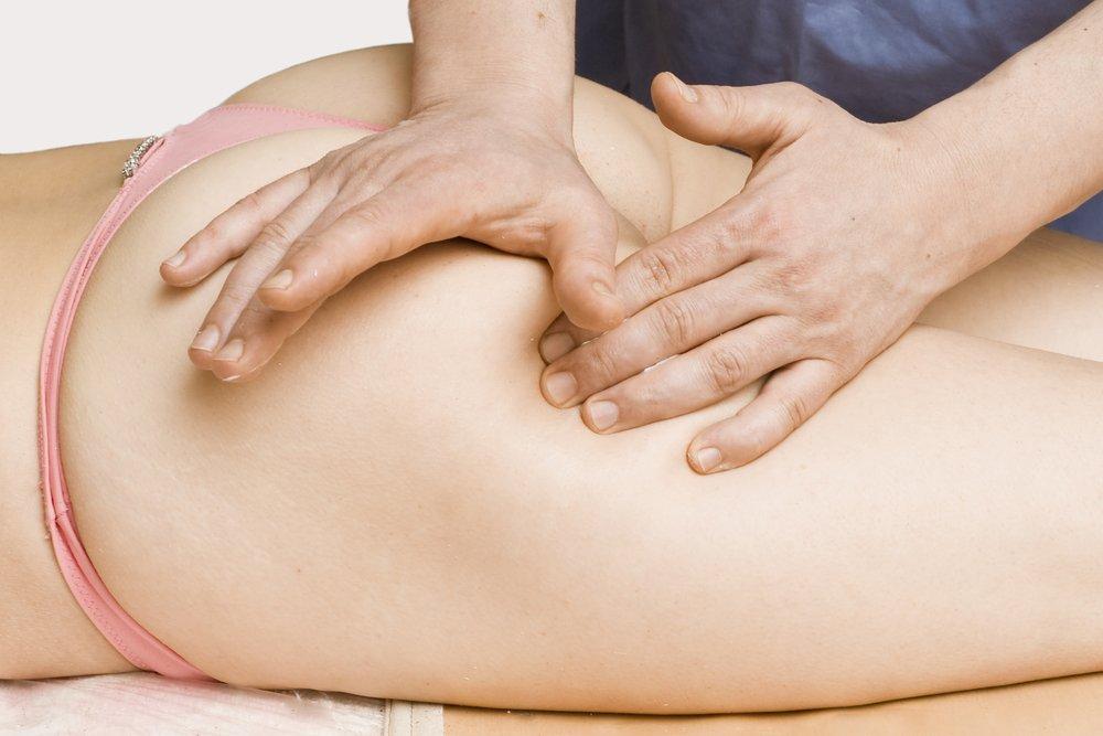 Masaż wspiera utratę kilogramów, modelowanie sylwetki, pokonanie cellulitu