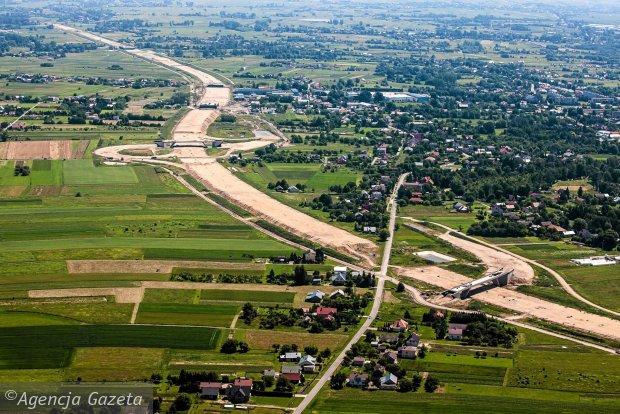 GDDKiA: Budimex i Strabag najbliżej dokończenia A4 Rzeszów - Jarosław