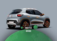 Gilles Normand, Renault Group: Dacia Spring zelektryfikuje Europę [MOTO 2030]