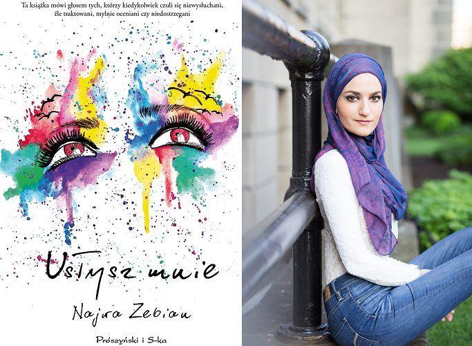 Najwa Zebian, kanadyjska poetka pochodzenia libańskiego