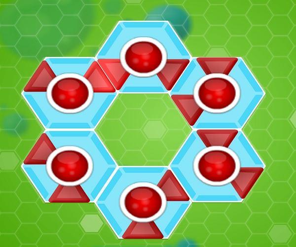 Uwięzione trójkąty