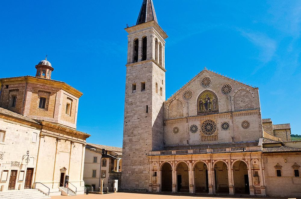 Katedra w Spoleto