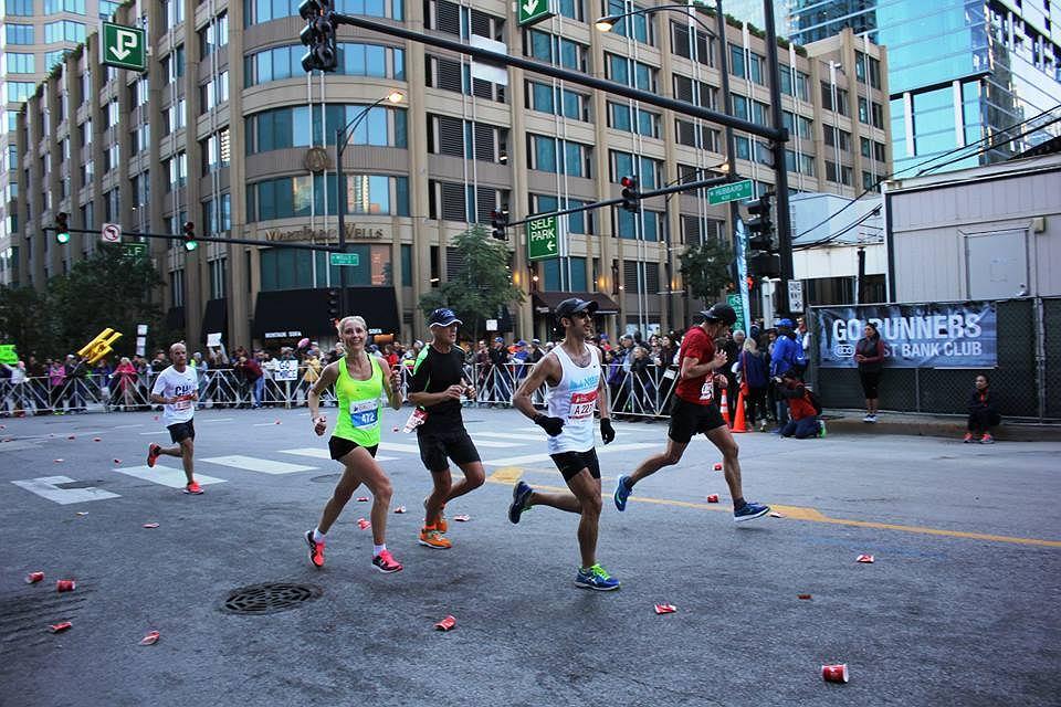 Spiropharm Marathon Project - Chicago