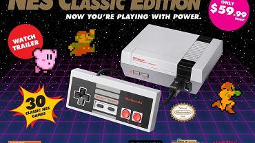 Konsola NES Classic Edition