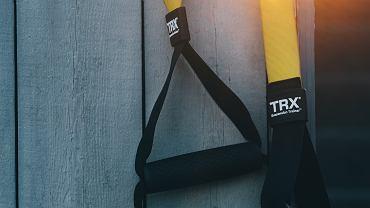 Trening z pasami TRX