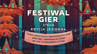 Jesienny Festiwal Gier Steam