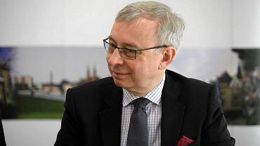 Andrzej Sadowski, szef Centrum im. Adama Smitha