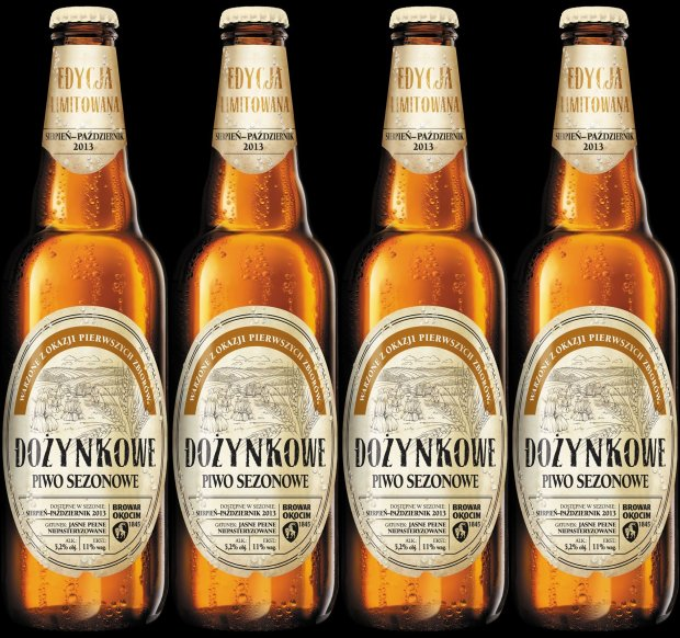 Dożynkowe - piwo słowiańskich bogów