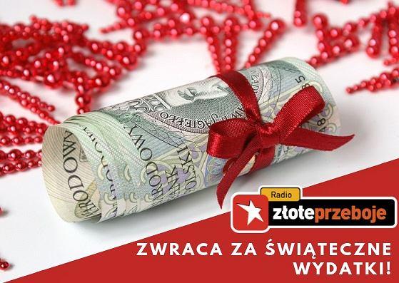 Radio Złote Przeboje zwraca za świąteczne wydatki