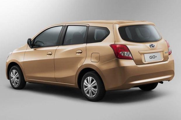 2014 Jakarta Motor Show - Nissan GO