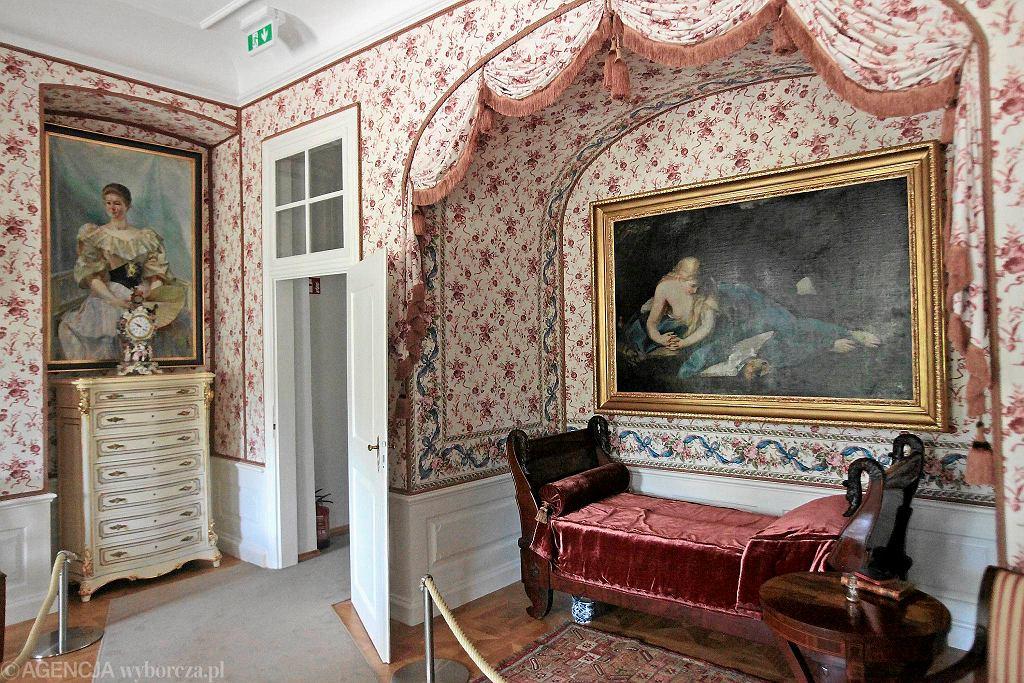 Otwarcie pałacu w Rogalinie po remoncie / PIOTR SKÓRNICKI
