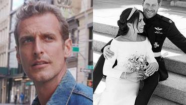 """Alexi Lubomirski wspomina ślubną sesję zdjęciową Meghan Markle i księcia Harry'ego. """"Po wszystkim się rozpłakałem"""""""