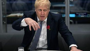 Boris Johnson wyklucza zgodę na referendum niepodległościowe w Szkocji.