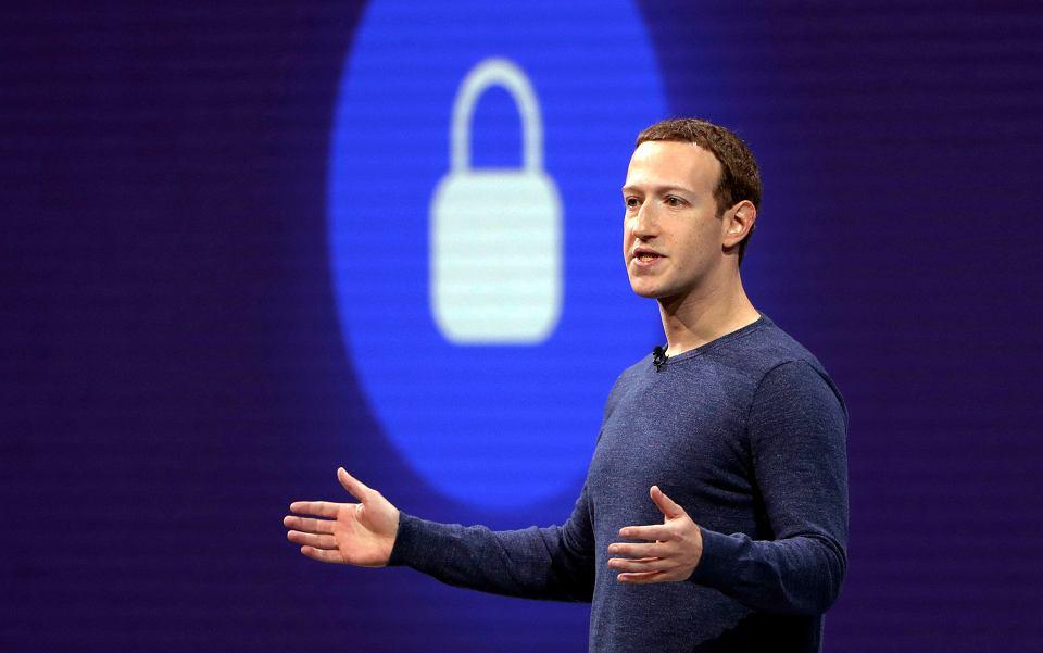 Twórca i szef Facebooka Mark Zuckerberg