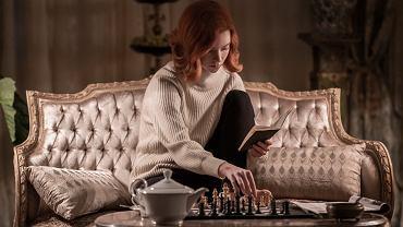 'Gambit królowej'. Anya Taylor-Joy